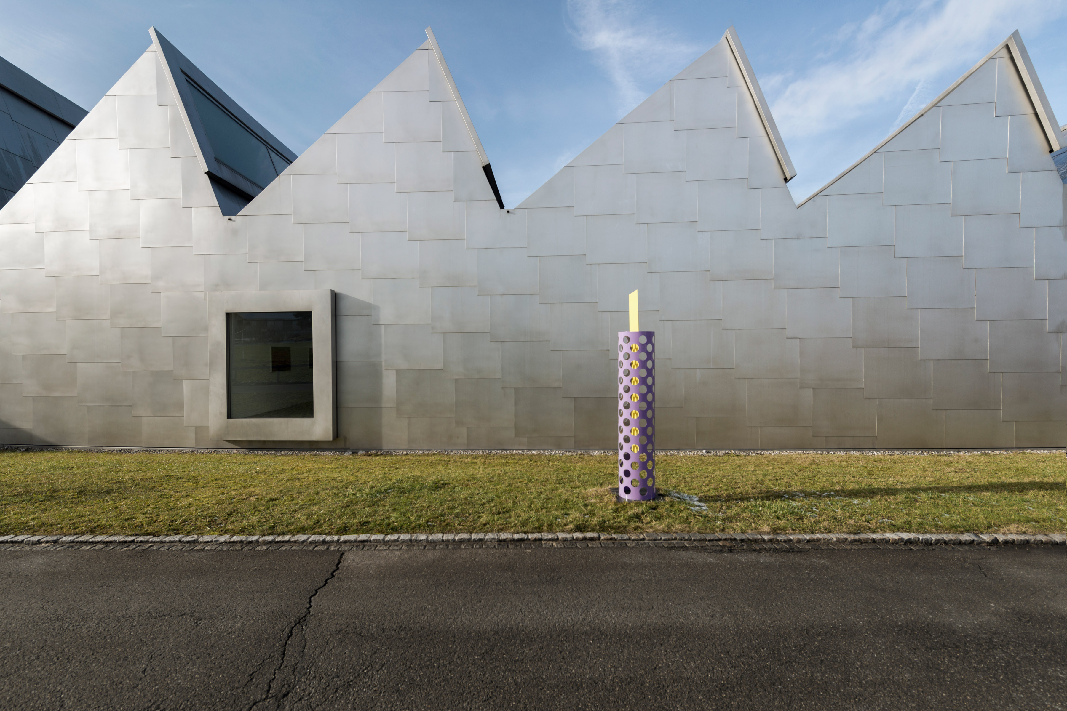 Architecture photo about Kunstmuseum Appenzell art museum