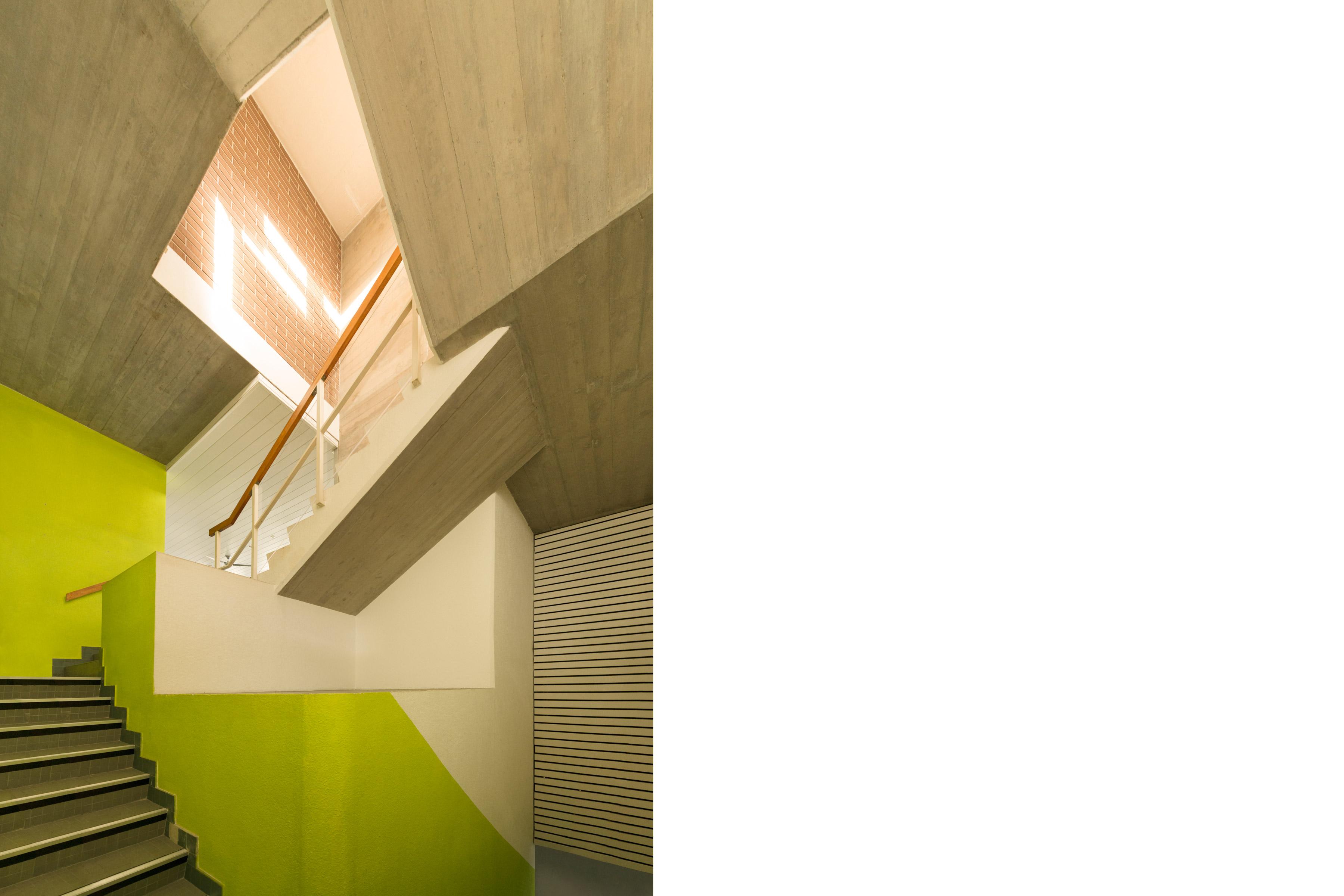 Architecture photo about old swimming pool Luzern Neubad