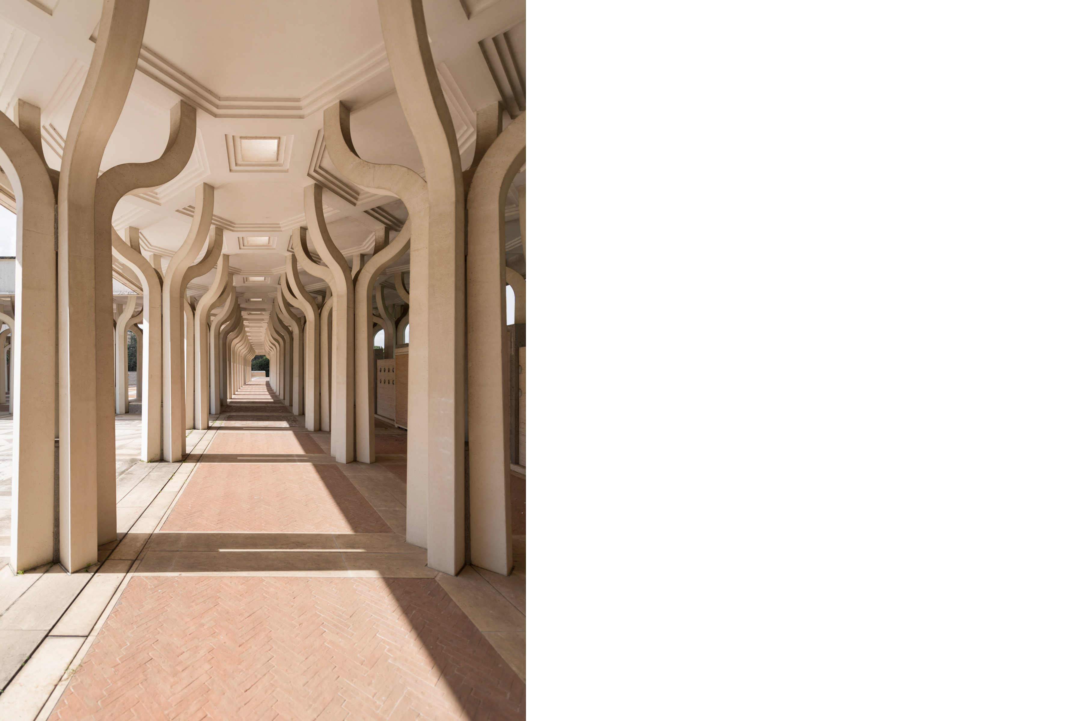 Architecture photo of mosque in Rome