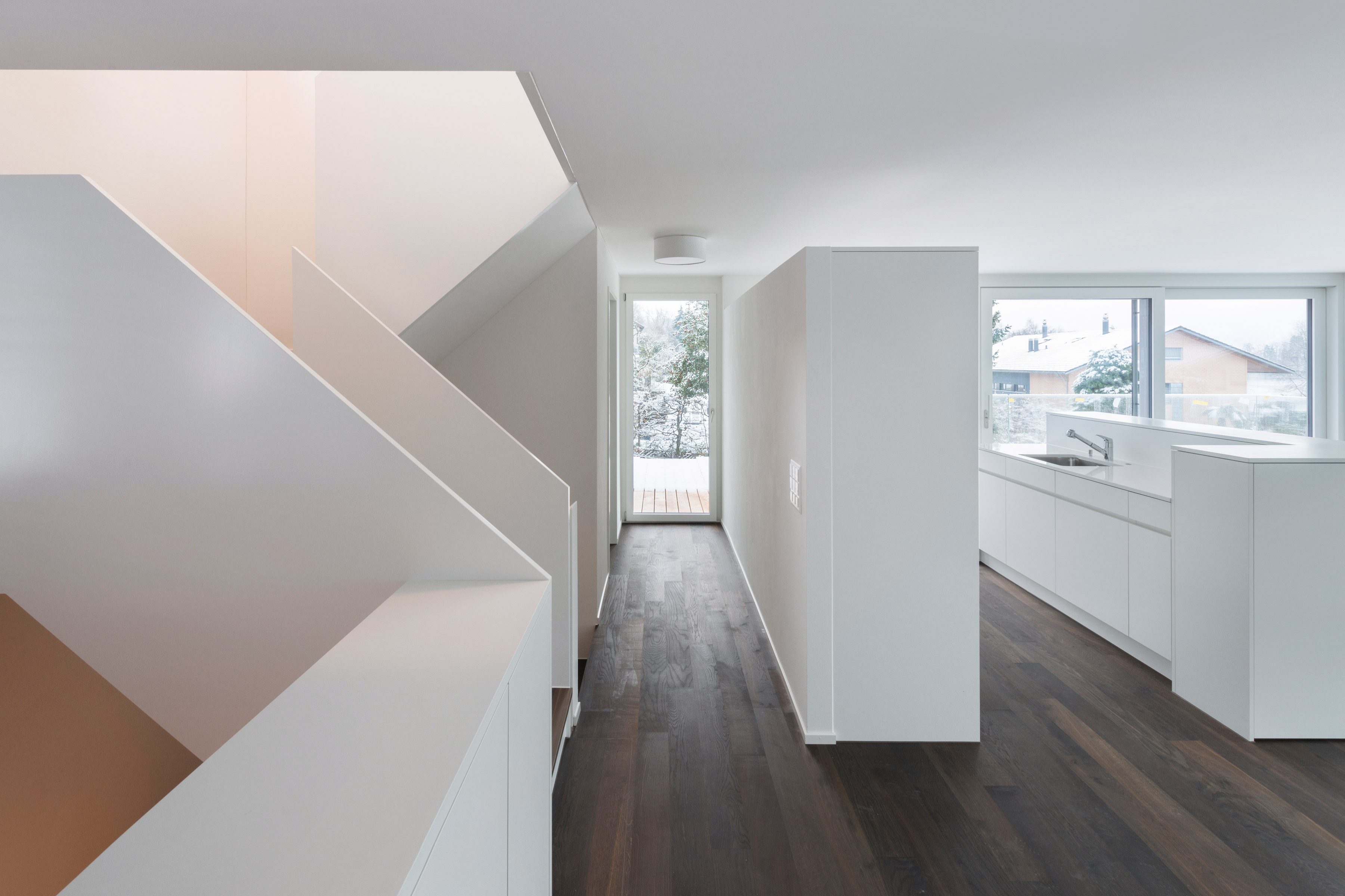 Architecture photo about apartment Bellerive Luzern